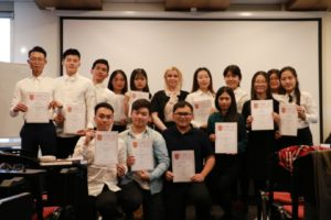 GBCA IELTS intensive training program