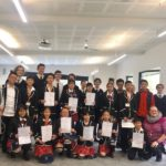 Youth experiential growth program draw a perfect ending