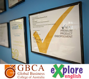 GBCA has entered into  an recognition arrangement with Explore English