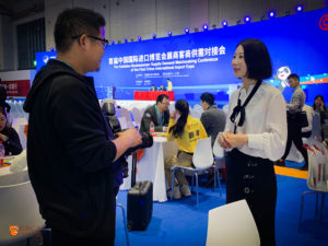 An interview with China Education News Network