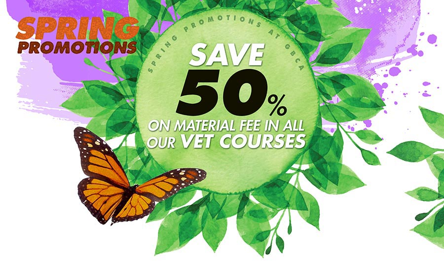 50% Off Material Fees - GBCA