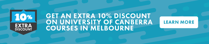University of Canberra - Discount Offer for International Offshore Students - GBCA - Small CTA