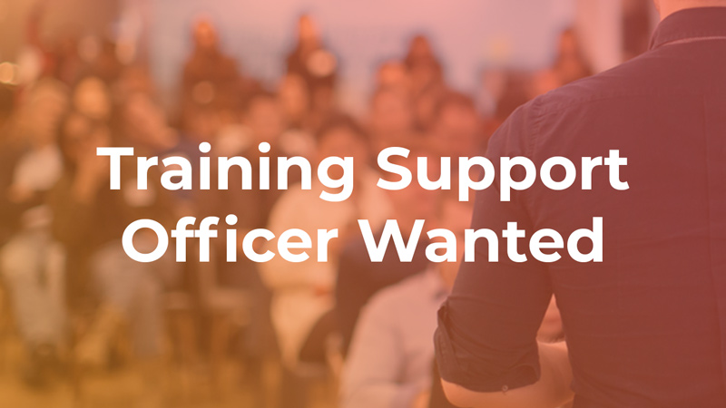 training support officer