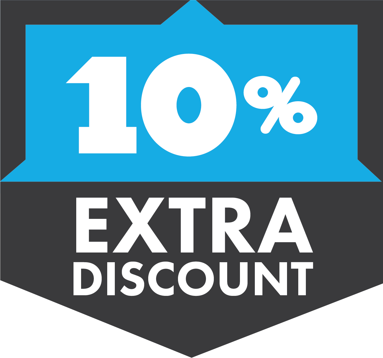 10 Discount Offer Badge - University of Canberra Courses in Melbourne - GBCA College