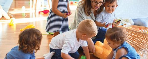 Certificate III in Early Childhood Education and Care Course in Melbourne - Study with GBCA Online or On Campus